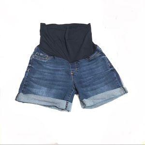 Pants - S.O.N.G maternity jean shorts  Size medium